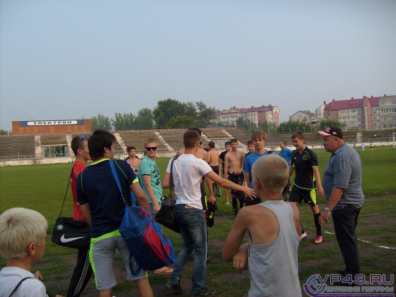 знакомства в кировской области вятские поляны